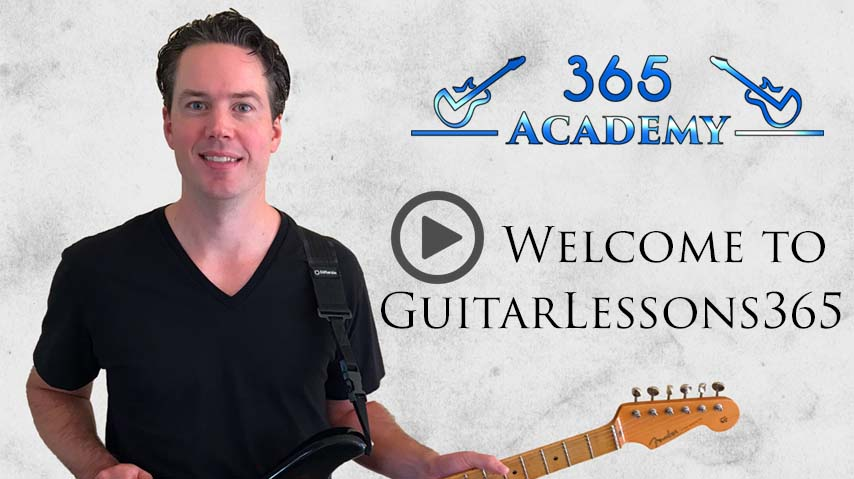 GuitarLessons365 - Free Guitar Lessons by Carl Brown
