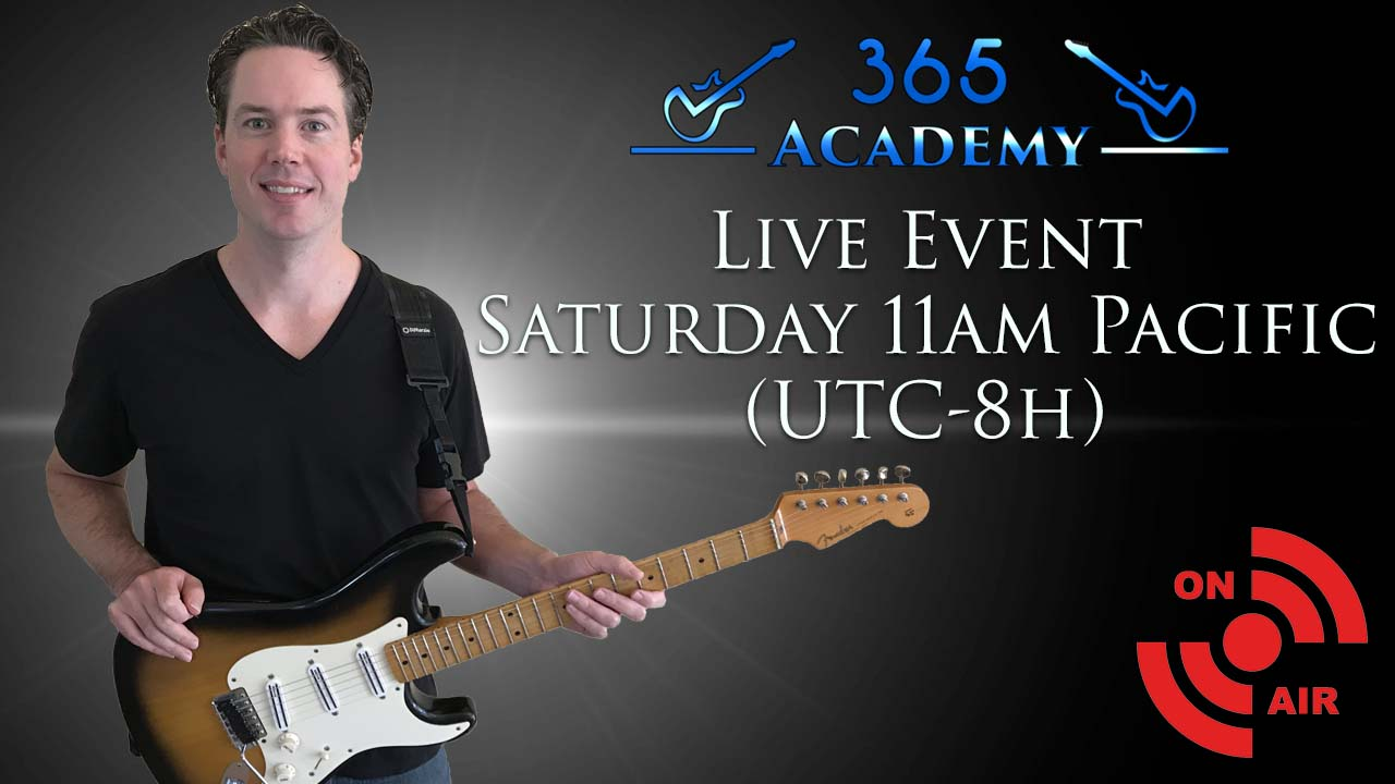 Live video chat with Carl every Saturday at 11am Pacific